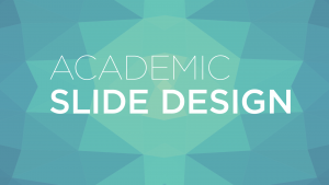 Academic Slide Design book banner